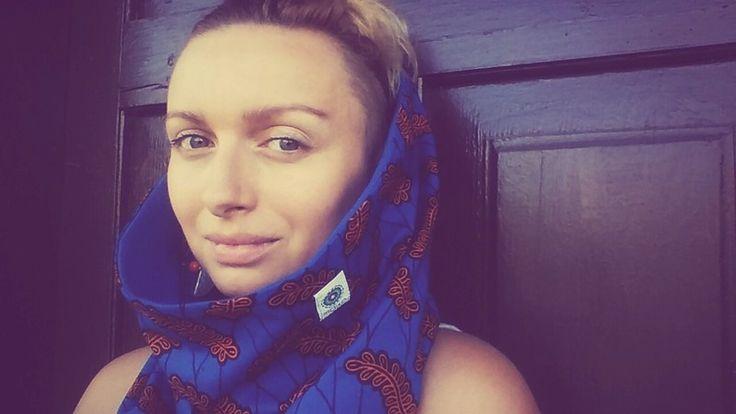 Komin dwustronny w maiko na DaWanda.comI love #AFRICANFASHION