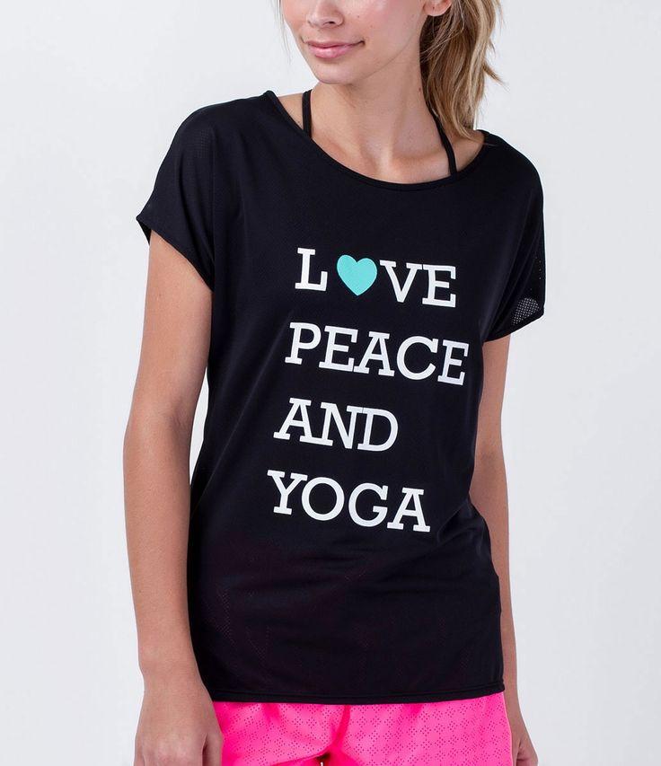 Camiseta feminina Manga curta Gola redonda Com estampa Marca: Get Over Tecido: poliamida Composição: 100% poliamida Modelo veste tamanho: P Veja outras opçoes de camisetas femininas.