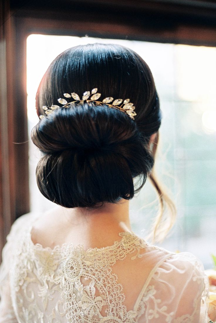 A timeless and elegant look inspired by