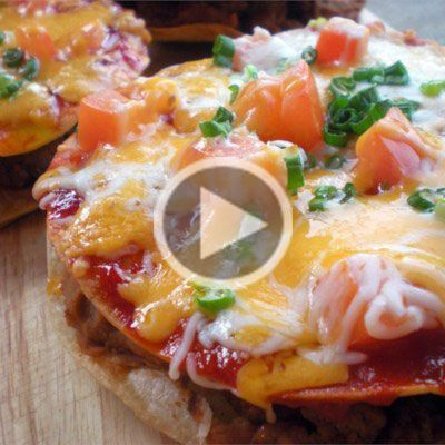 Jimmy's Mexican Pizza