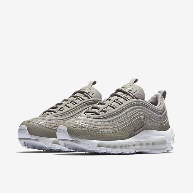 wholesale dealer b98de c6f69 ... Chaussure Nike Air Max 97 Premium pour Femme ...
