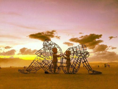 The work of Ukrainian artist Alexander Milov at the biggest...