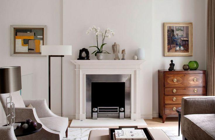 Juliette Byrne TOP UK Interior Designers | Find your interior design inspirations at http://brabbu.com/blog/2015/05/top-interior-designers-uk/