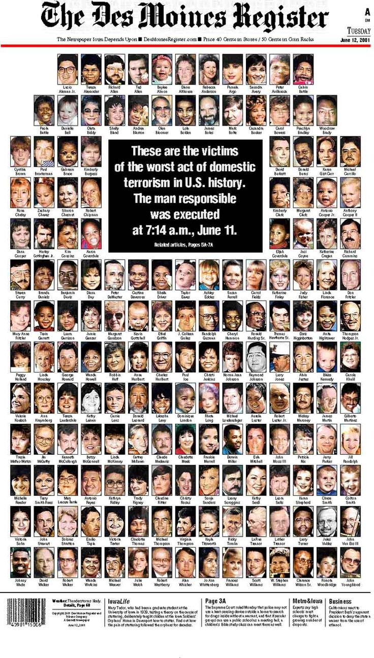 oklahoma city bombings victims charles | Enemies Within Oklahoma City Bombing 1995 by trivto on deviantART