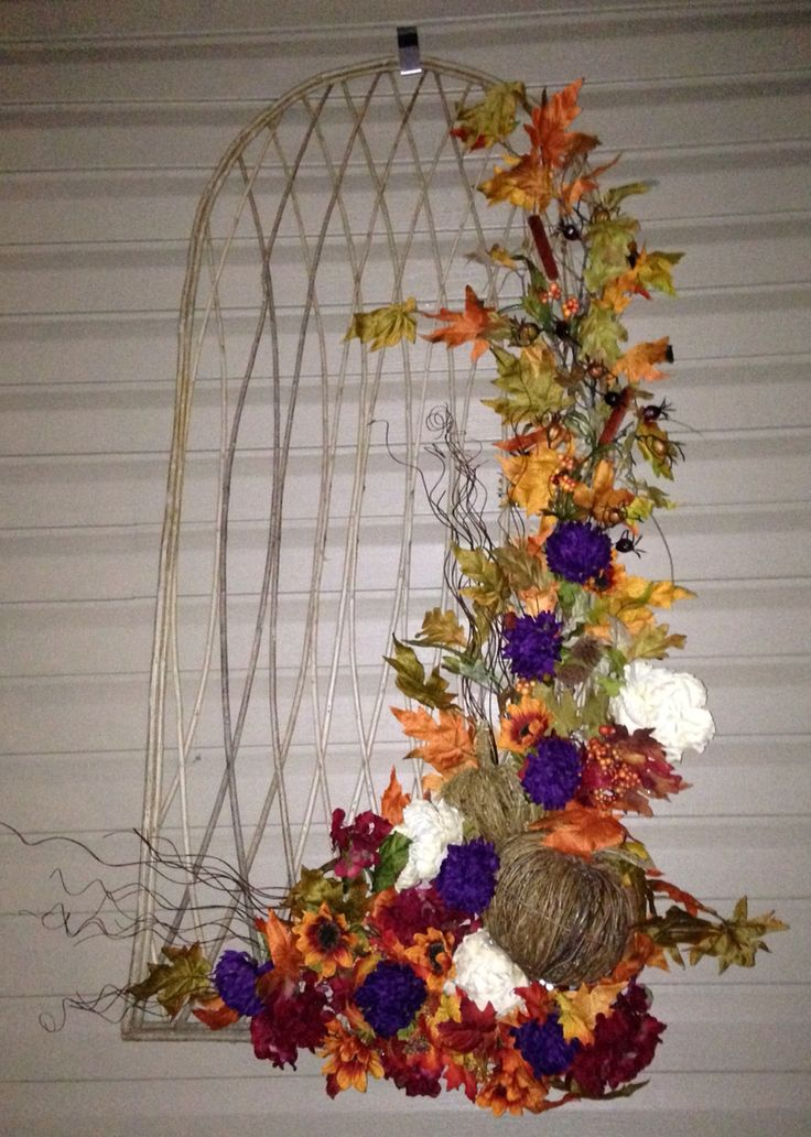 Fall outdoor Wall Hanging