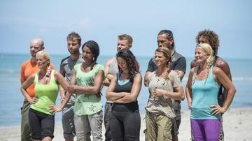 Philipe, Laurence, Martin, Christina, Sandra, Philippe (2010), Moundir, Sara, Florence et Laurent