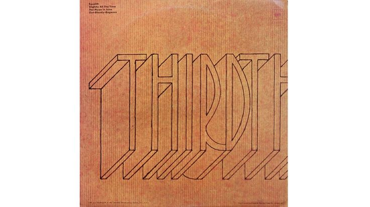 The Soft Machine, 'Third' (1970)