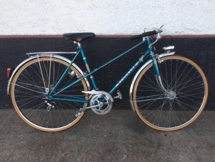 Peugeot Rennrad Damenrad Fahrrad petrol Vintage Retro in München - Berg-am-Laim   Gebrauchte Damenfahrräder kaufen   eBay Kleinanzeigen