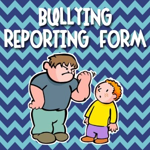 If you're looking for a new incident reporting form for bulling for your school, look no further! In order to help get you set for the upcoming school year, you can have this one that I made for free! It's in Microsoft Word format, so you can edit it to suit your needs.