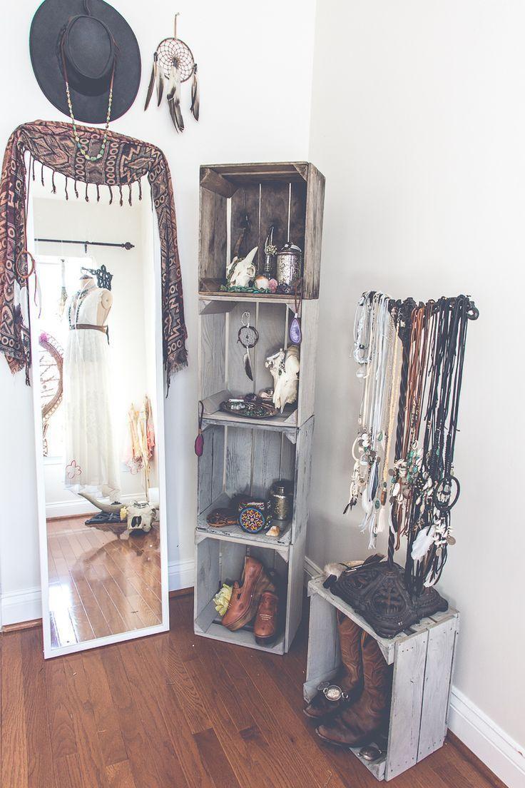 Bohemian Bedroom :: Beach Boho Chic :: Home Decor + Design :: Free Your Wild :: See more Untamed Bedroom Style Inspiration @untamedorganica