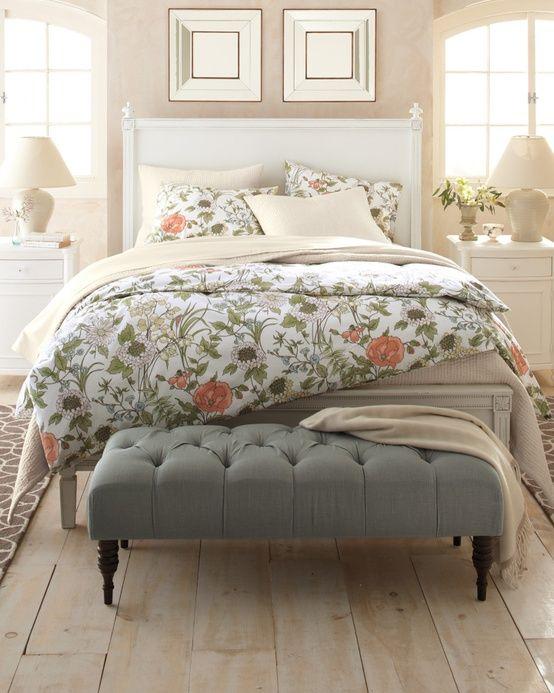 Lleva la temporada otoñal hasta tu recámara. ¿Qué dices si plasmas esta estación en tu sobre tu cama?