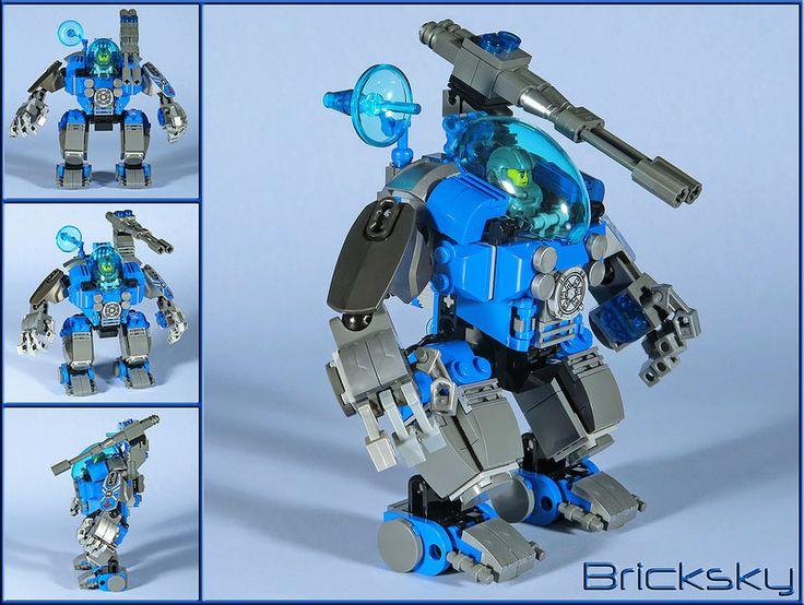 Space Trooper Mech Suit | by Bricksky