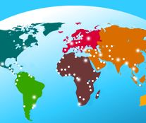 MAPAS de GEOGRAFÍA POLÍTICA: Capitals of the world