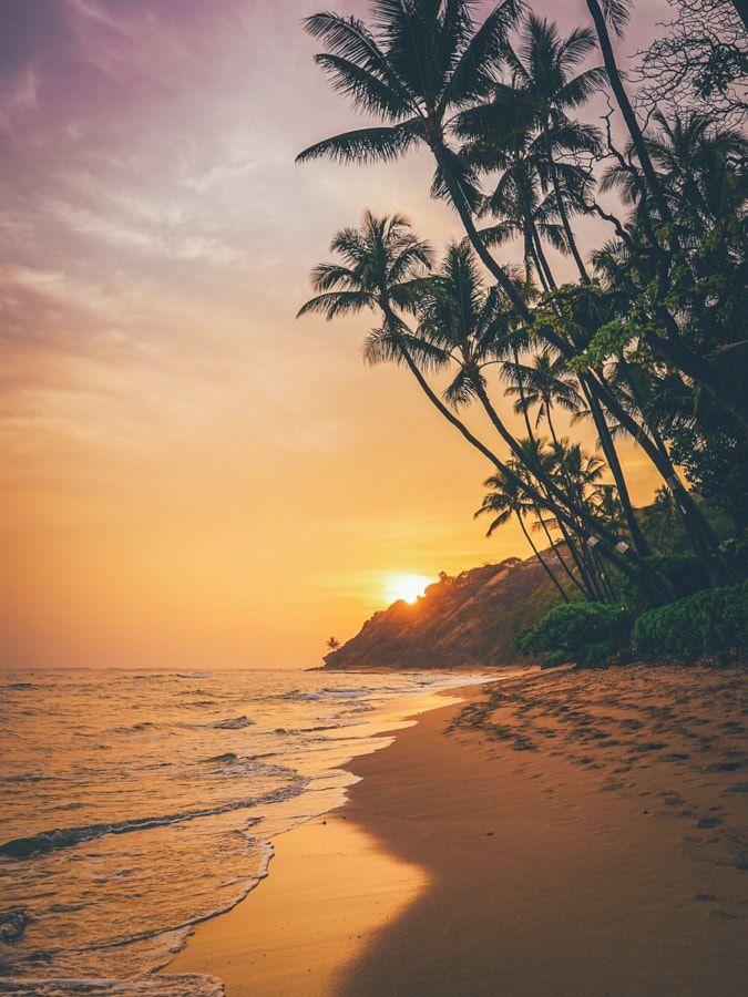 Sunset (Hawaii) by Chun Chau / 500px