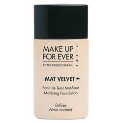 Mat Velvet + - Fondotinta Opacizzante di Make Up For Ever su Sephora.it. Profumeria online