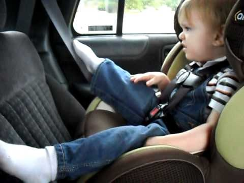 Don't turn your baby around at 12 months. Watch this short video and you'll realize why you should keep your child rear facing for as long as possible.