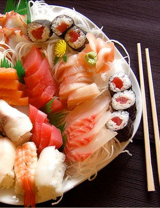 Love sushi!!! Omg I want to eat all of this!
