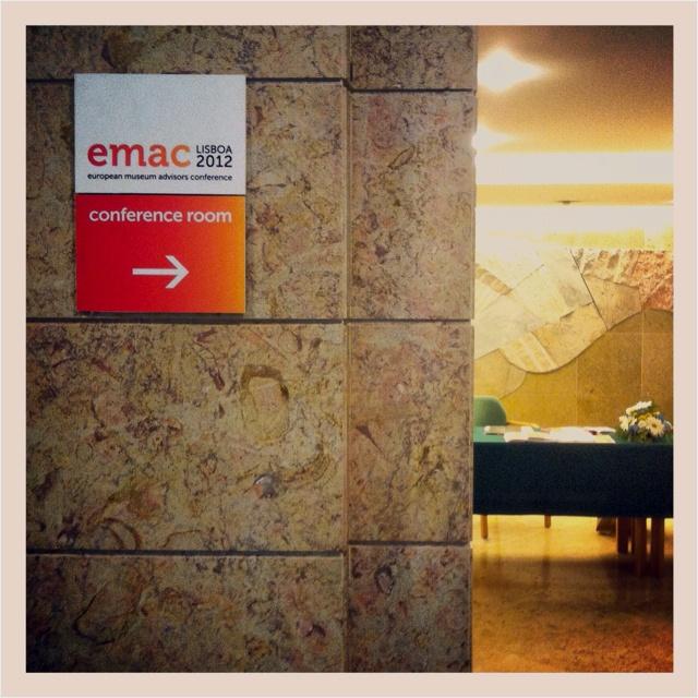 EMAC 2012, Day #4 @ Museu da Farmácia