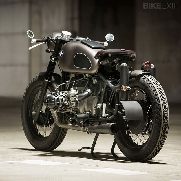 The Keeper: Director Cam Elkins' BMW R65