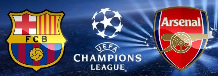 Barcelona Vs Arsenal Stream Live - http://footballstream.live/barcelona-vs-arsenal-stream-live/