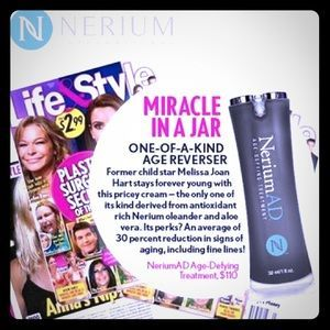 I just discovered this while shopping on Poshmark: Nerium Night Cream. Check it out! Price: $50 Size: OS