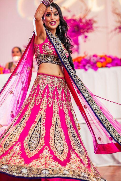 Desi Weddings | Lehnga | Indian