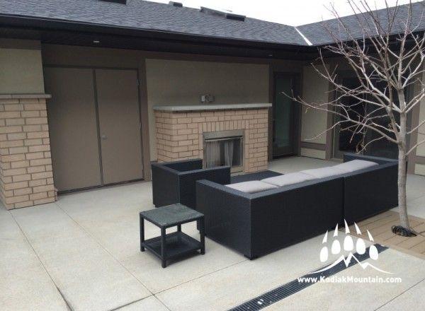 General Shale Brick: Coliseum -- for Van Arbor Homes, Lethbridge AB