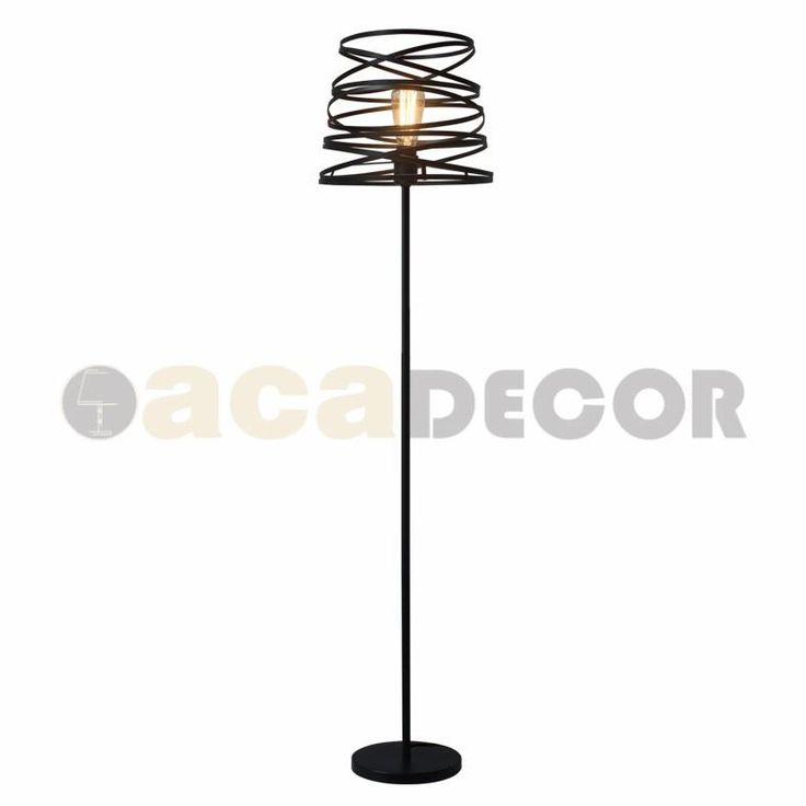 Kourtakis lighting -  #Φωτιστικό #Δαπέδου μεταλλικό μαύρο σε σχήμα σπιράλ. Τα φωτιστικά δαπέδου είναι μπαλαντέρ για τη διακόσμηση, αφού μετακινούνται όπως σας αρέσει και δεν είναι απαραίτητο να ακολουθούν το συγκεκριμένο ύφος του δωματίου σας. Δείτε τα χαρακτηριστικά του:http://kourtakis-lighting.gr/product_info.php?products_id=2763