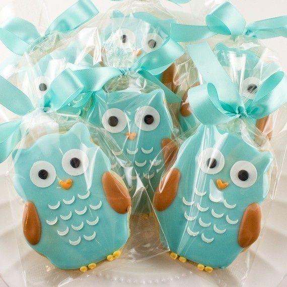 Owl Cookies | owl cookies | For Roman's