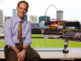 One Year Removed From A Formidable Virus, Fox's Joe Buck Is New Man On The Microphone