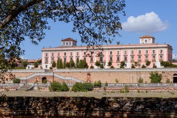 #boadilla del monte #madrid #palacio del infante don luis #ventura rodriguez #views
