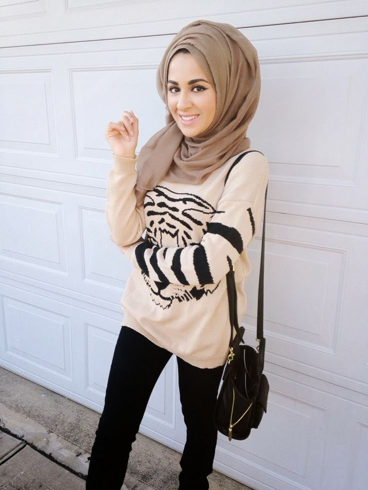 black and brown hues #hijab #hijabi #style #fashion