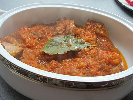 Wild Rose Detox, Day 9 & 10: African Chicken Stew for the soul | LoveBites