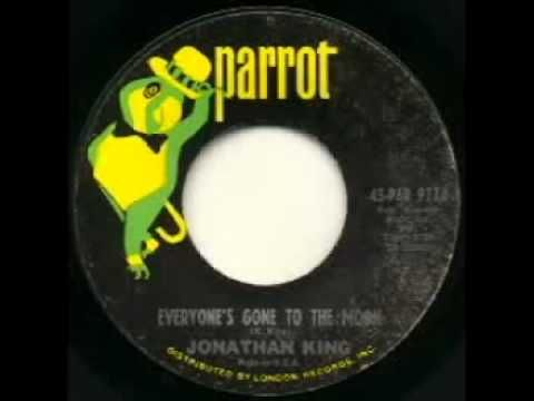 """Jonathan King - """"Everyone's Gone To The Moon"""""""
