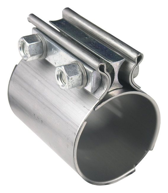 """Pipe Clamp-4"""" Torctite Butt Joint - Aluminized TBA400"""