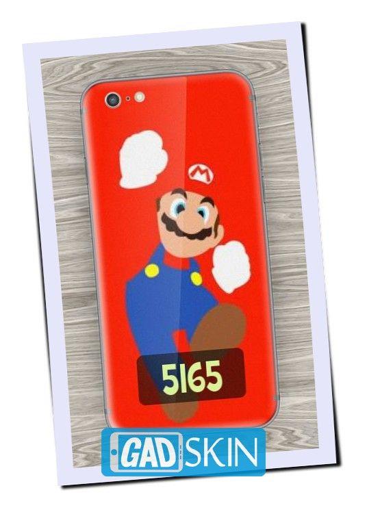 http://ift.tt/2cFkSb4 - Gambar Mario Wallpaper ini dapat digunakan untuk garskin semua tipe hape yang ada di daftar pola gadskin.