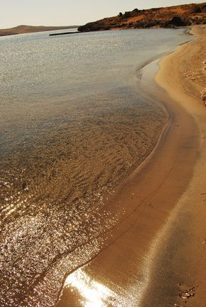 Sigri beach, Lesvos Island_ Greece