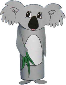 Cameron said he wants to make David a Koala, I googled and this is what I found. Too cute!!