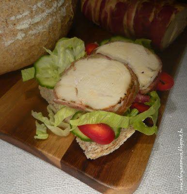 Az áfonya mámora: kenyérre való