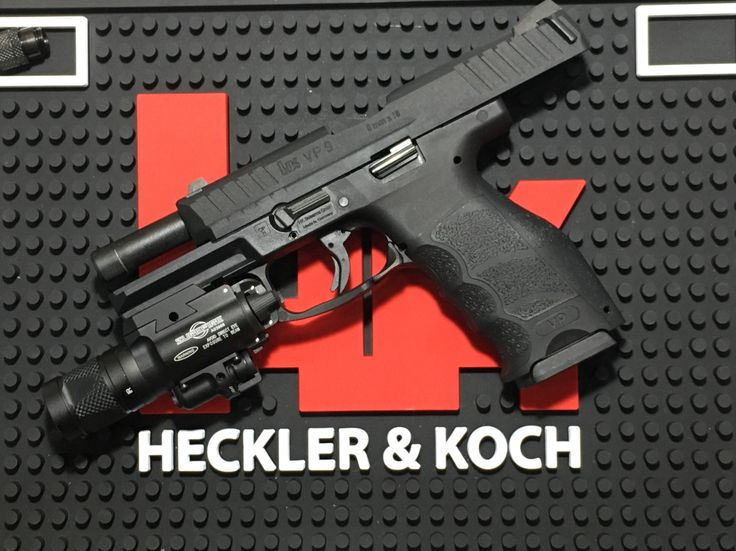 Heckler & Koch Glock, common courtesy of GLOCK Industries