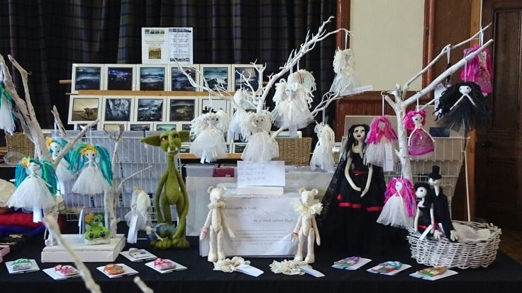 New dolls for Easter Craft Fair