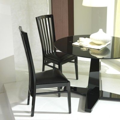 Wonderful Italian design, by Casabella Sirio Circular Dining Table #4livinguk