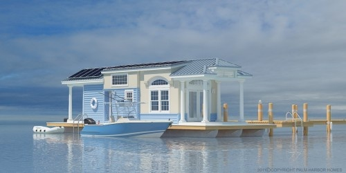 Ultimate House Boat