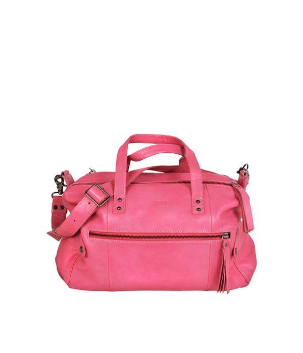 Nelli Satchel Pink SS15 | Lumi Accessories  www.shoplumi.com
