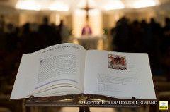 Mass at Santa Marta