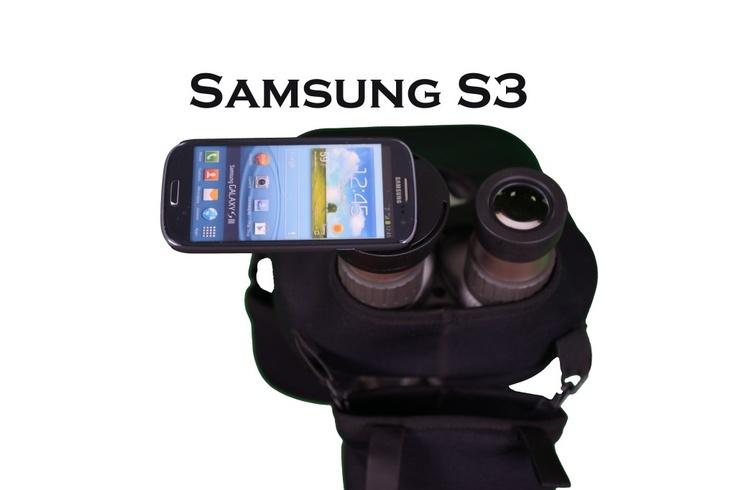 Samsung S3 Spotting Scope Kit   Phone Skope