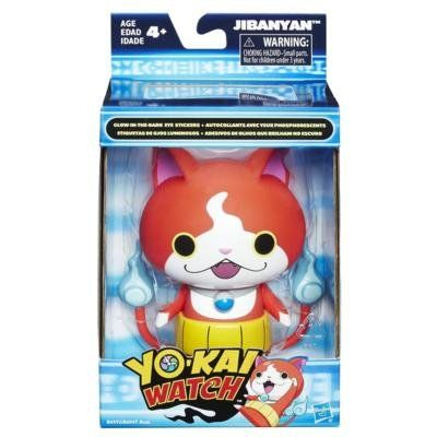 Yo-kai Watch - Mood Reveal Figures - Jibanyan    Yo-Kai Watch www.detoyboys.nl