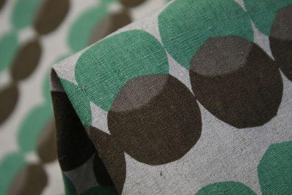 Mint Chocolate - Japanese Cotton - Tessuti Fabrics - Online Fabric Store - Cotton, Linen, Silk, Bridal & more