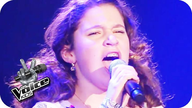 Andrea Bocelli  - Time To Say Goodbye (Solomia) | The Voice Kids 2015 | ...