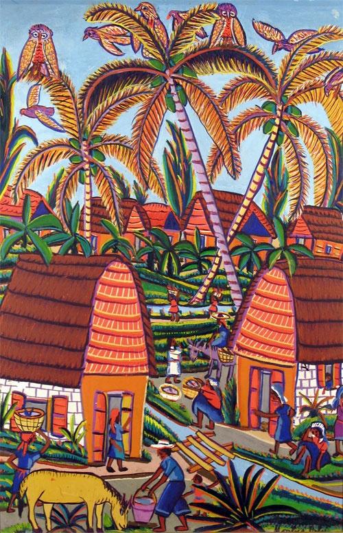Sonje Ayiti - Haitian art